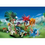 6687 - Stratený ostrov s Alienom a Raptorom
