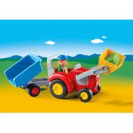 6964 - Traktor s prívesom 1.2.3