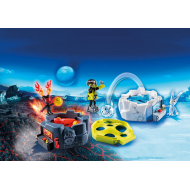6831 - Fire & Ice Action Game