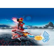 6835 - Firebot s odpalovačom