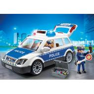 6920 - Policajné auto s majákmi
