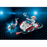 9003 - Skyjet s Dr. X a Robotom