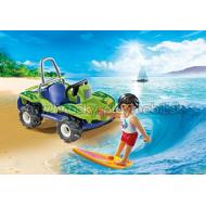6982 - Surfista s plážovou bugínou