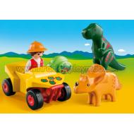 9120 - Lovec dinosaurov 1.2.3