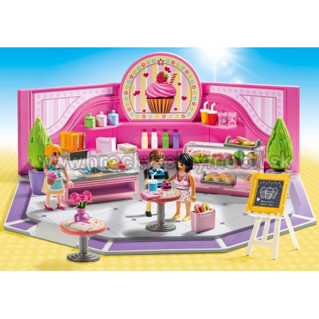 """9080 - Kaviareň """"Cupcake"""""""