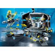9250 -Riadiace centrum Doktora Drona