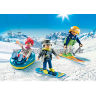 9286 - Rekreační zimní športovci