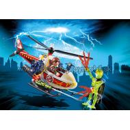 9385 - Venkman s helikoptérou