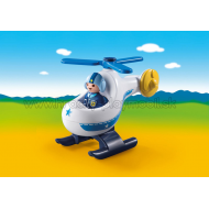 9383 - Policajný vrtulník 1.2.3