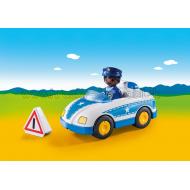 9384 - Policajné auto 1.2.3