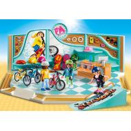 9402 - Obchod s bicyklami a skateboardami