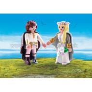 70045 - Novomanželia Astrid a Hicks